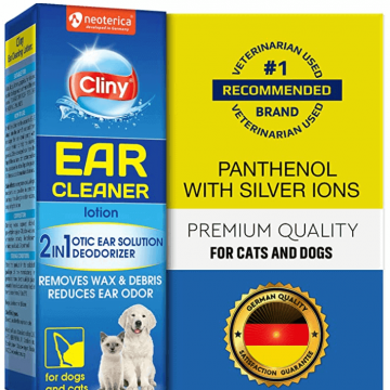 Cliny ear mite treatment picture