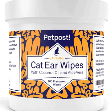 petpost ear wipes for ear mites